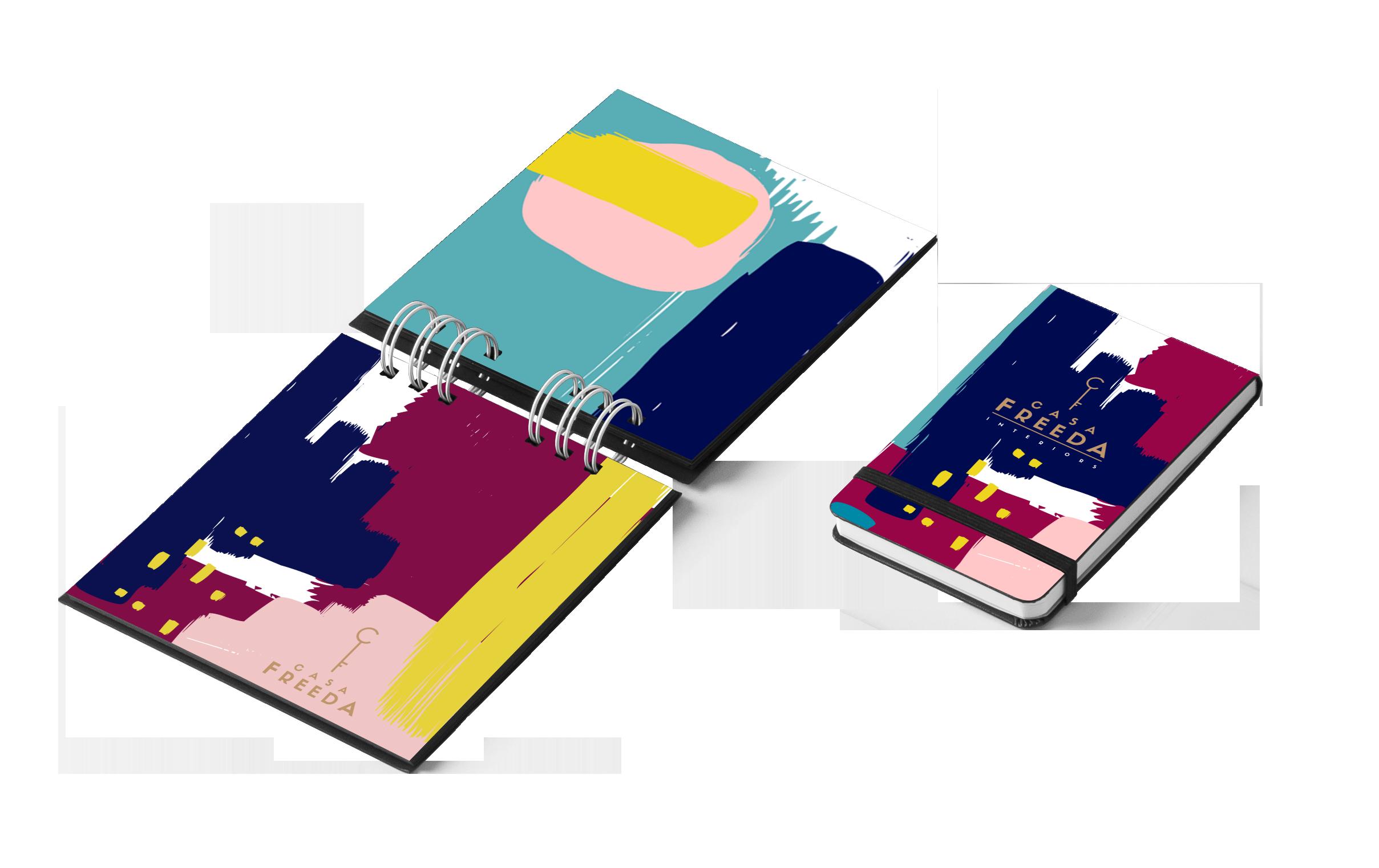 block notes e album